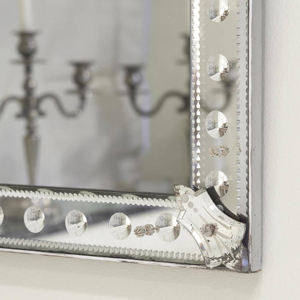 Venetian Bubble Framed Mirror In Mirrors For Venetian Bubble Mirrors (View 6 of 15)