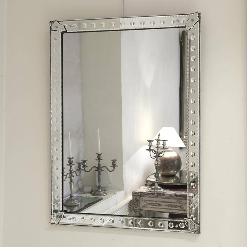 Featured Photo of Venetian Bubble Mirrors