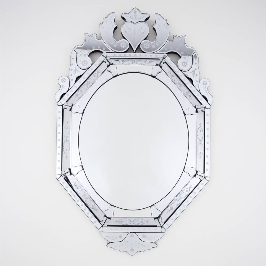 Venetian Style Oval Mirrordecorative Mirrors Online Within Venetian Oval Mirrors (View 13 of 15)