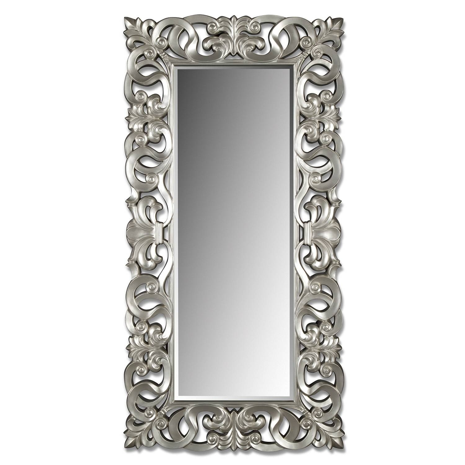 Wall & Floor Mirrors | Bedroom Accents | American Signature Furniture in Bling Floor Mirrors (Image 14 of 15)