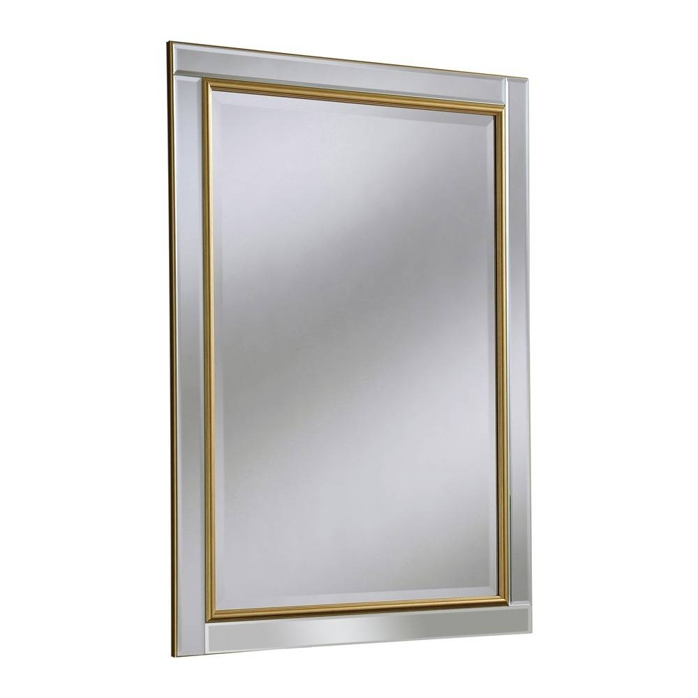 Wall Mirror: Maya Venetian Gold Wall Mirror With Gold Wall Mirrors (View 7 of 15)