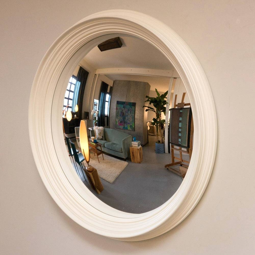 Wall Mirrors ~ Convex Mirror Wall Art Round Convex Wall Mirror in Large Round Convex Mirrors (Image 14 of 15)