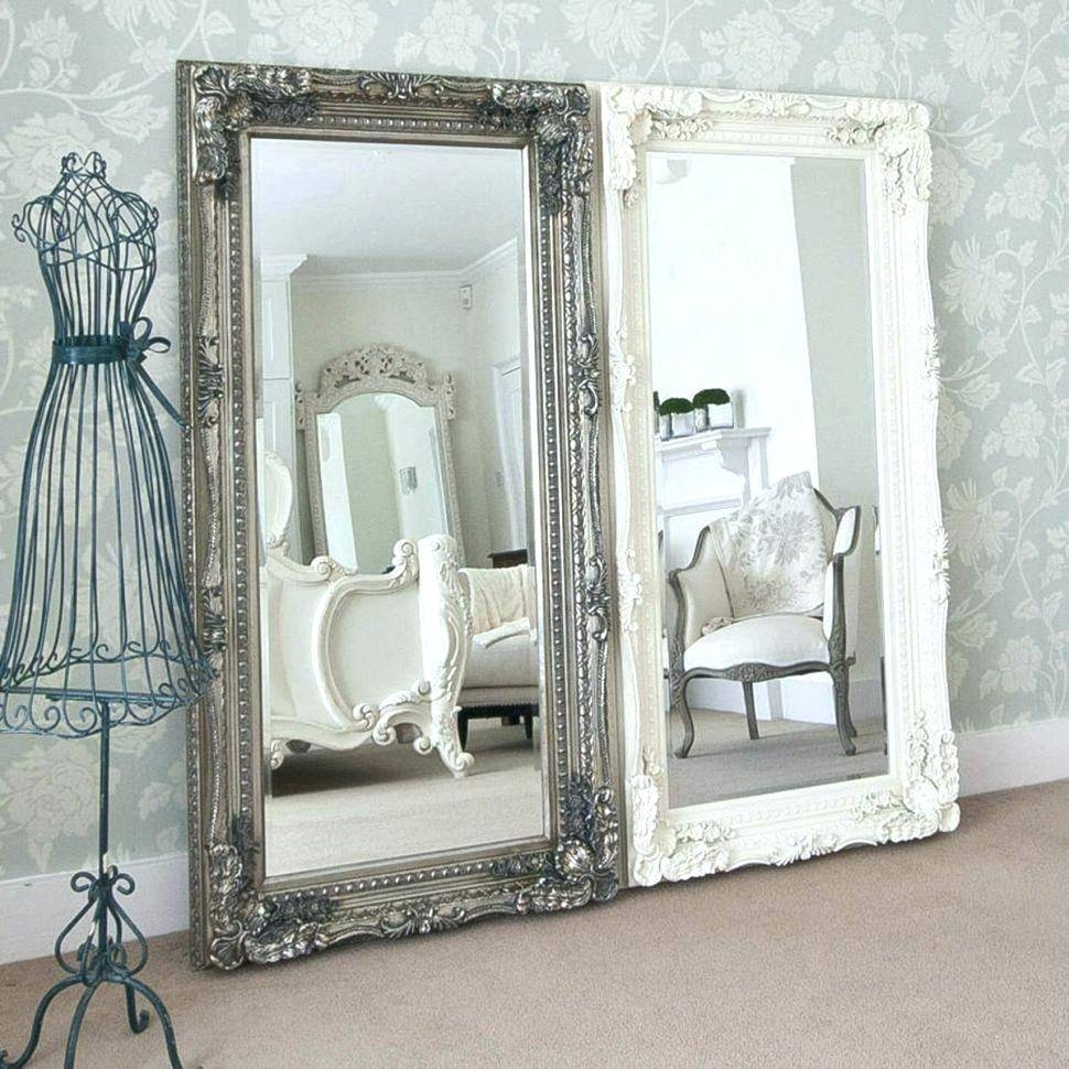 15 Best Ideas Of Long Vintage Mirrors