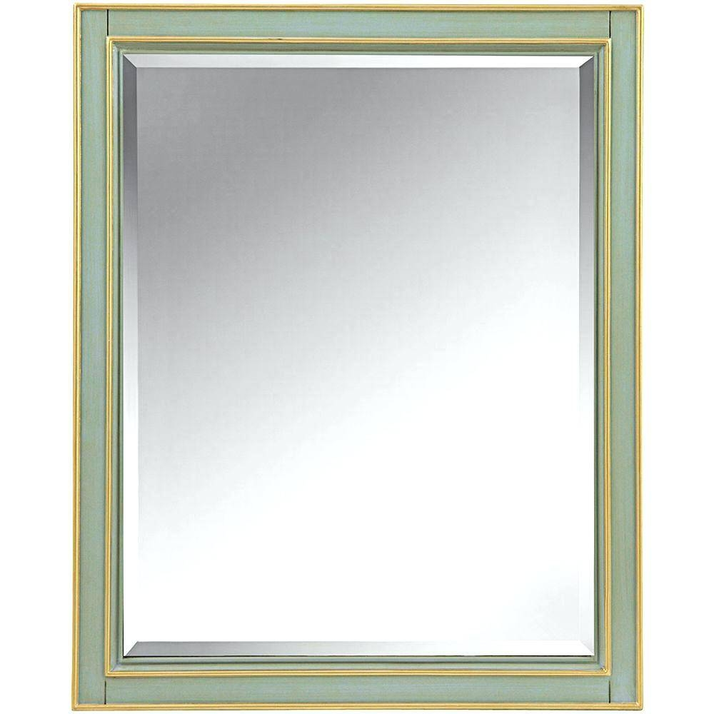 Wall Mirrors ~ Large Landscape Wall Mirror H Single Framed Mirror Regarding Landscape Wall Mirrors (View 13 of 15)