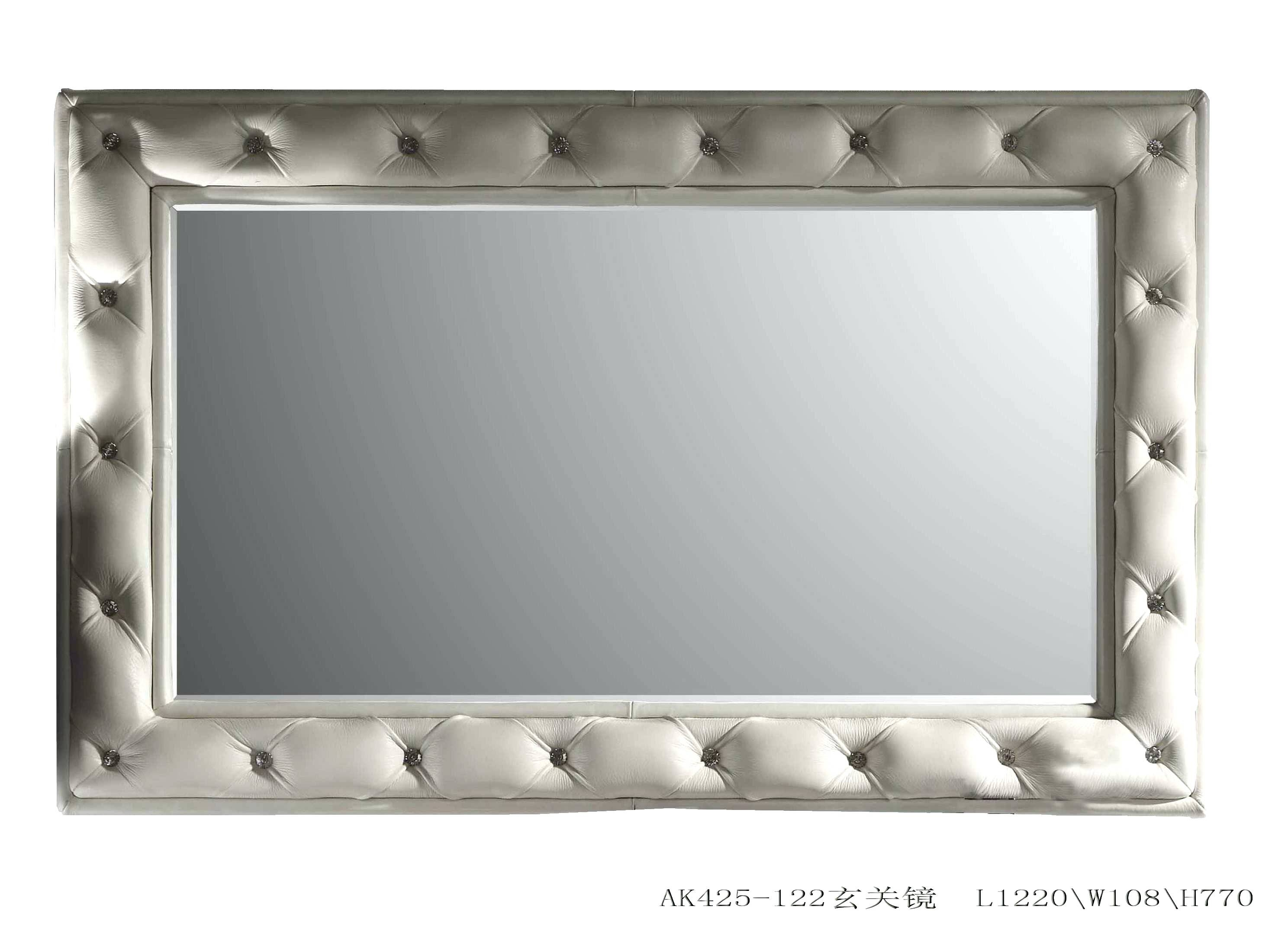 Wall Mirrors ~ Leather Wall Mirror Sale Leather Framed Mirrors Uk inside Black Leather Framed Mirrors (Image 14 of 15)
