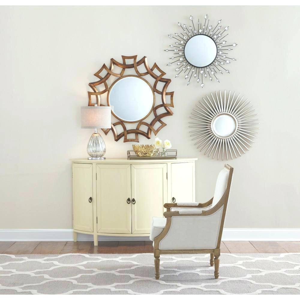 Mirrors For Home Decor: 15 Best Ideas Of Large Artistic Mirrors