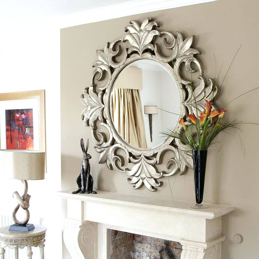 Wall Mirrors: Unusual Large Wall Mirrors. Unusual Large Wall Mirrors. for Unusual Large Wall Mirrors (Image 15 of 15)