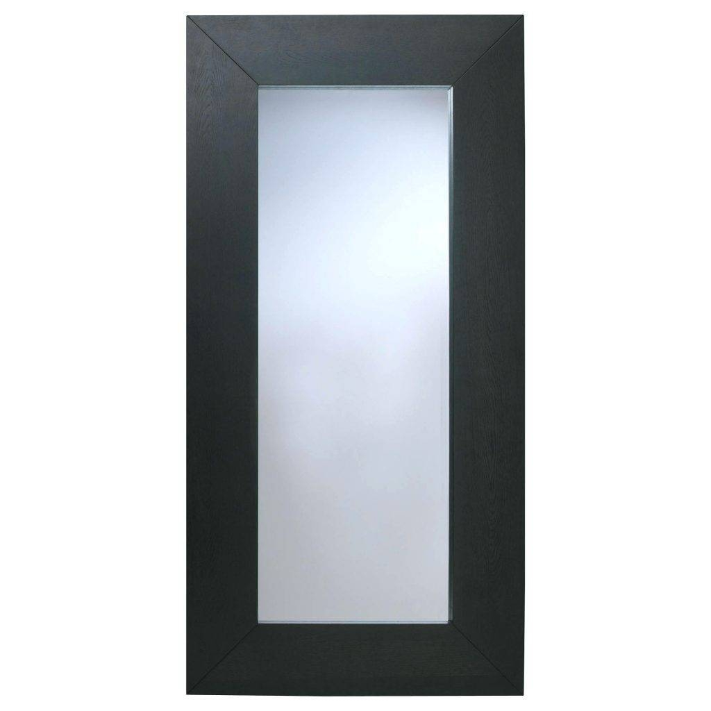Wall Mirrors ~ Wall Mirrors Ikea Inside Black Faux Leather Mirrors Pertaining To Wall Leather Mirrors (View 4 of 15)