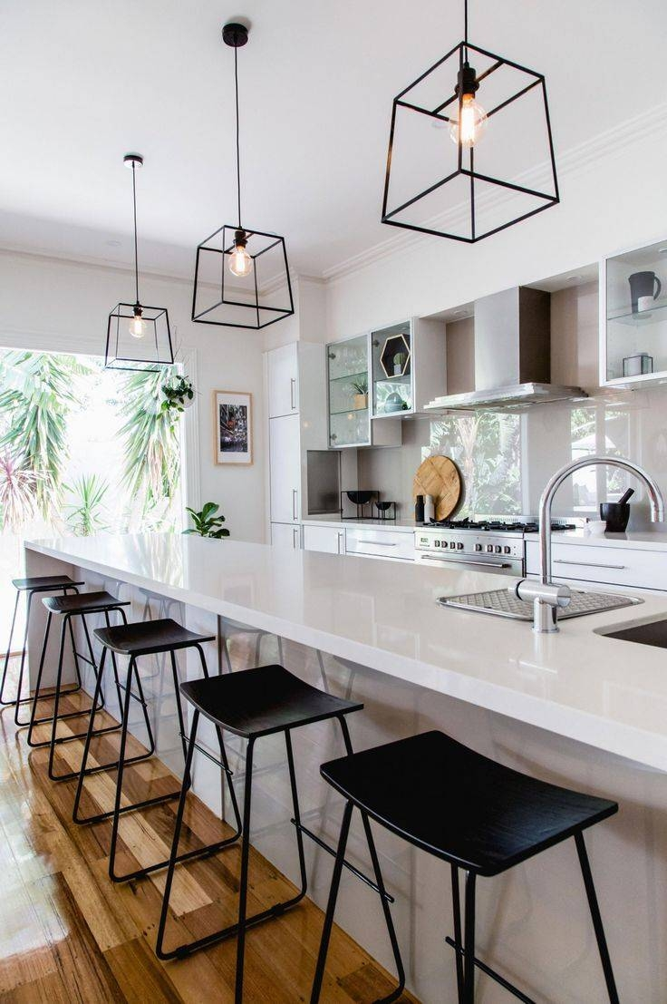 25 Best Ideas About Pendant Lights On Theydesign Kitchen Island In Regarding Pendant Lights In Kitchen (View 3 of 15)