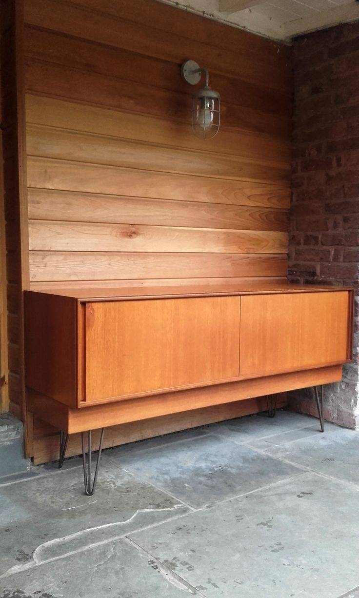 35 Best Mid Century Sideboards At Whittaker & Gray Images On Pertaining To 6 Foot Sideboards (Photo 15 of 15)