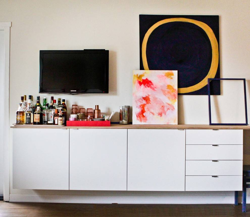 45 Ways To Use Ikea Besta Units In Home Décor - Digsdigs in Ikea Besta Sideboards (Image 2 of 15)