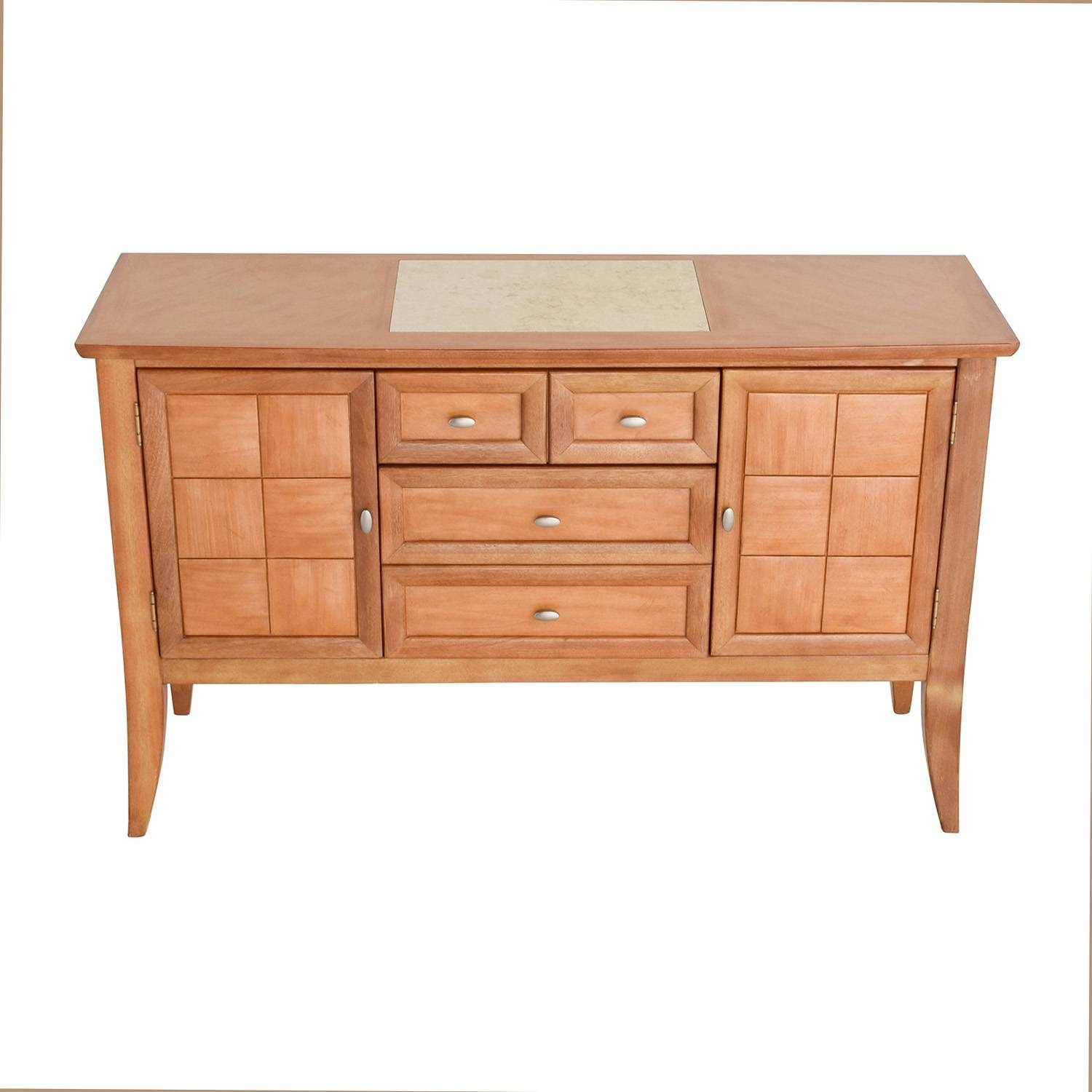 90% Off - Thomasville Thomasville Buffet Table / Storage with Thomasville Sideboards (Image 7 of 15)
