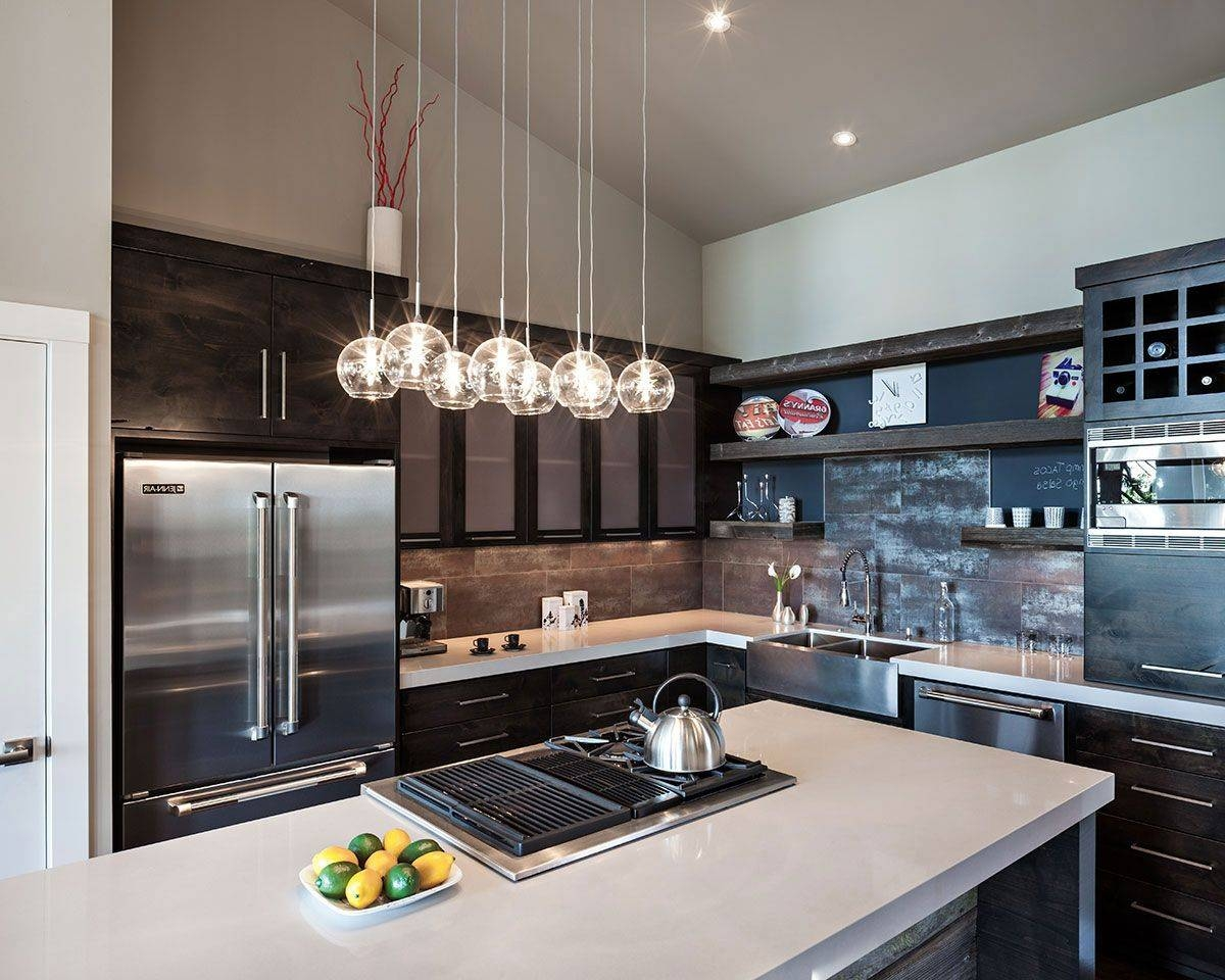 A Look At The Top 12 Kitchen Island Lights To Illuminate Your regarding Pendant Lights For Kitchen Over Island (Image 1 of 15)
