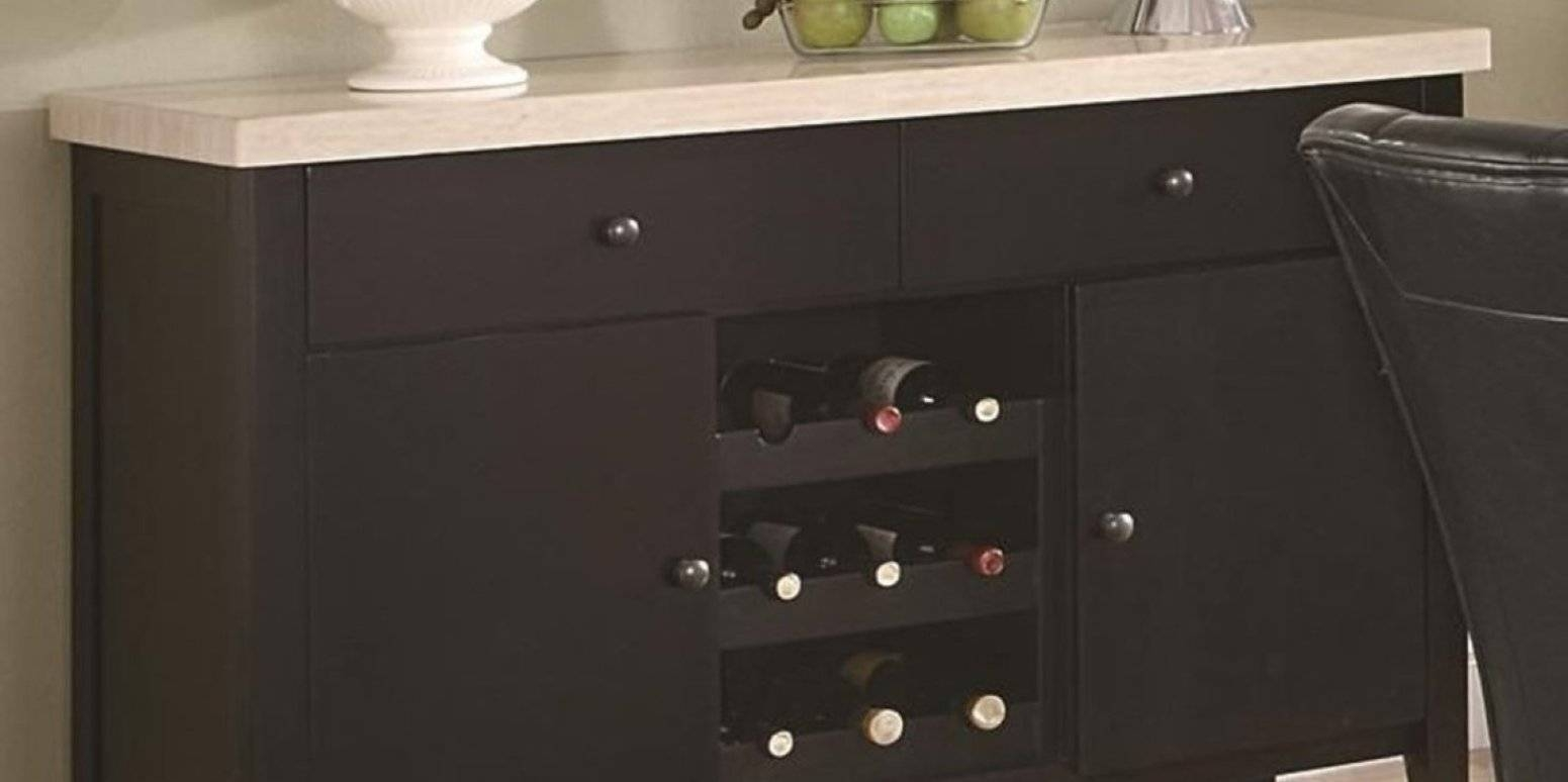 Acceptable I 4 Door Sideboard Buffet Table Tags : Buffet And inside Overstock Sideboards (Image 2 of 15)