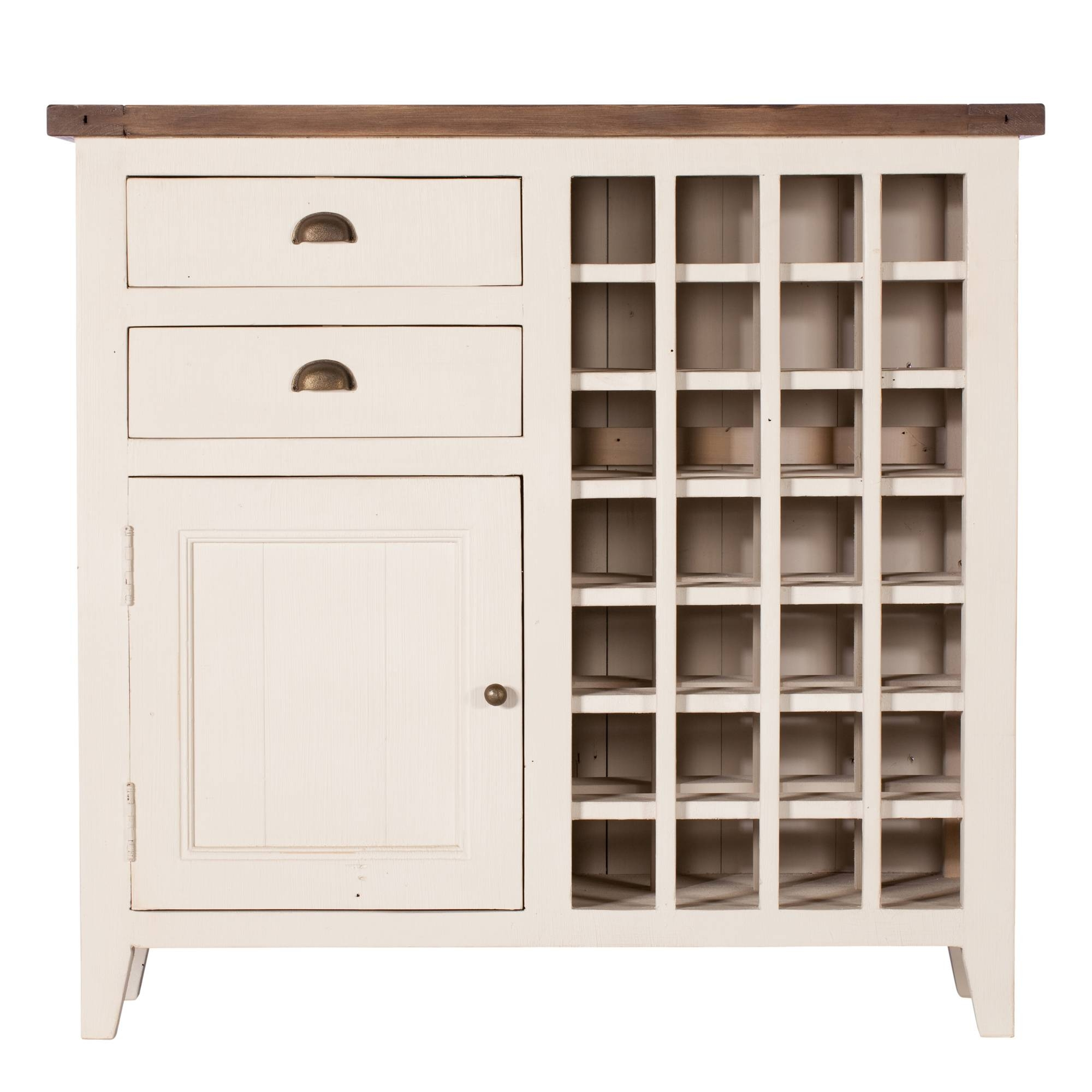 Aldeburgh Wine Rack Sideboard | No 44 Furniture, Cobham Nr London in Sideboards With Wine Rack (Image 1 of 15)