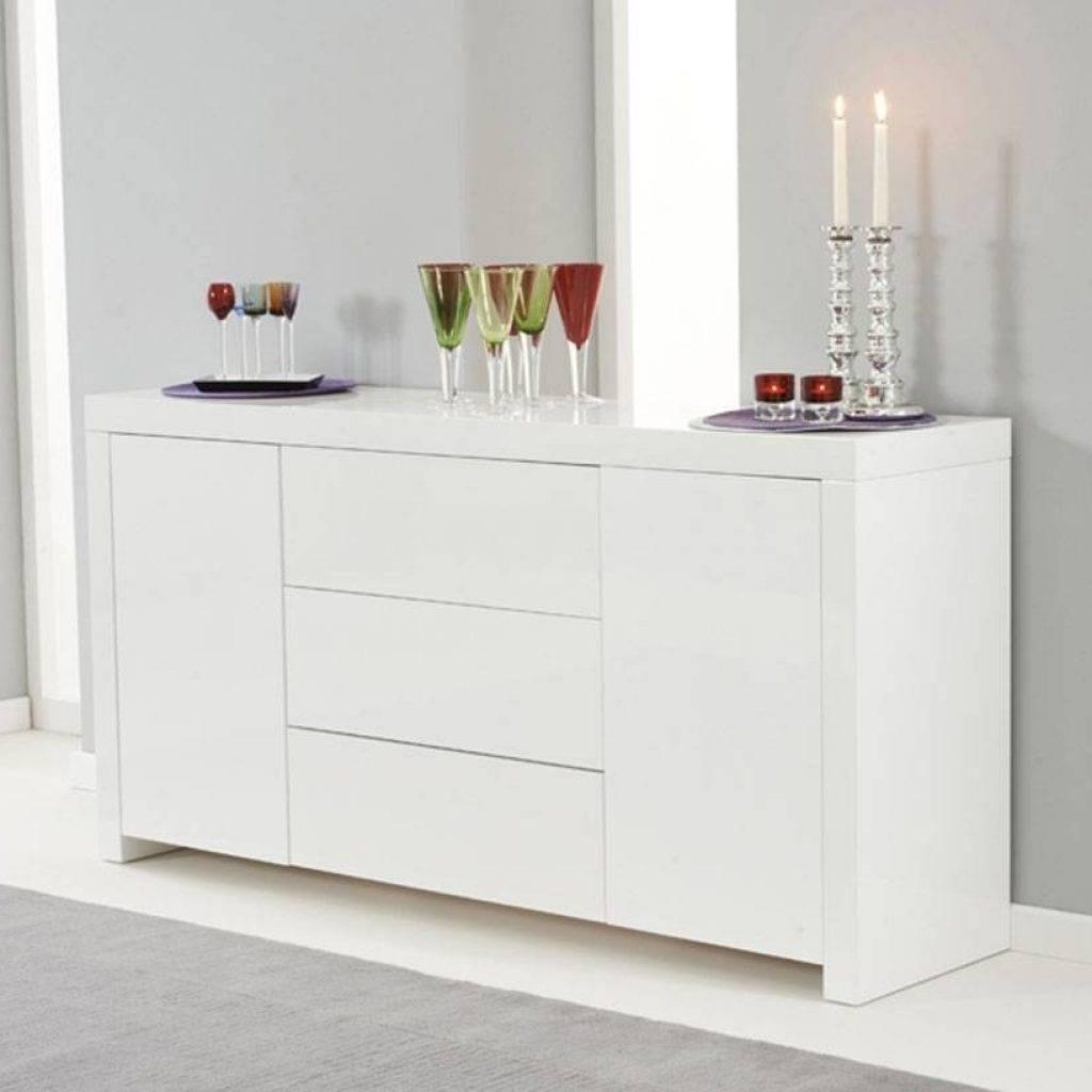 Amazing High Gloss Cream Sideboard - Buildsimplehome intended for High Gloss Cream Sideboards (Image 2 of 15)