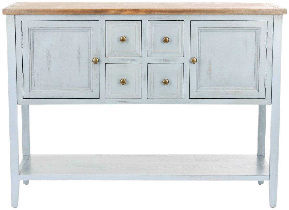Amh6517b Consoles – Furnituresafavieh With Safavieh Sideboards (View 5 of 15)
