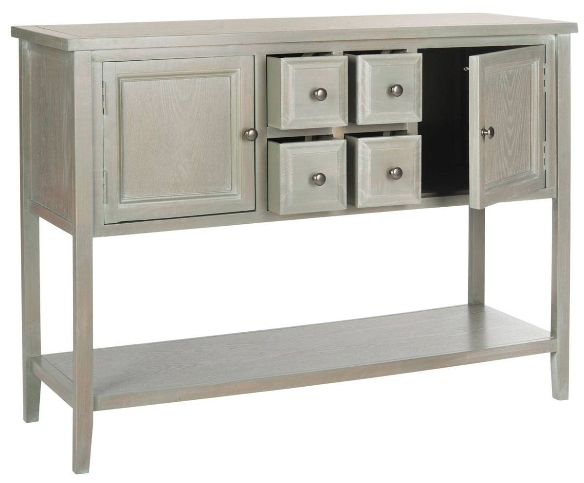 Amh6517e Consoles – Furnituresafavieh Pertaining To Safavieh Sideboards (View 13 of 15)