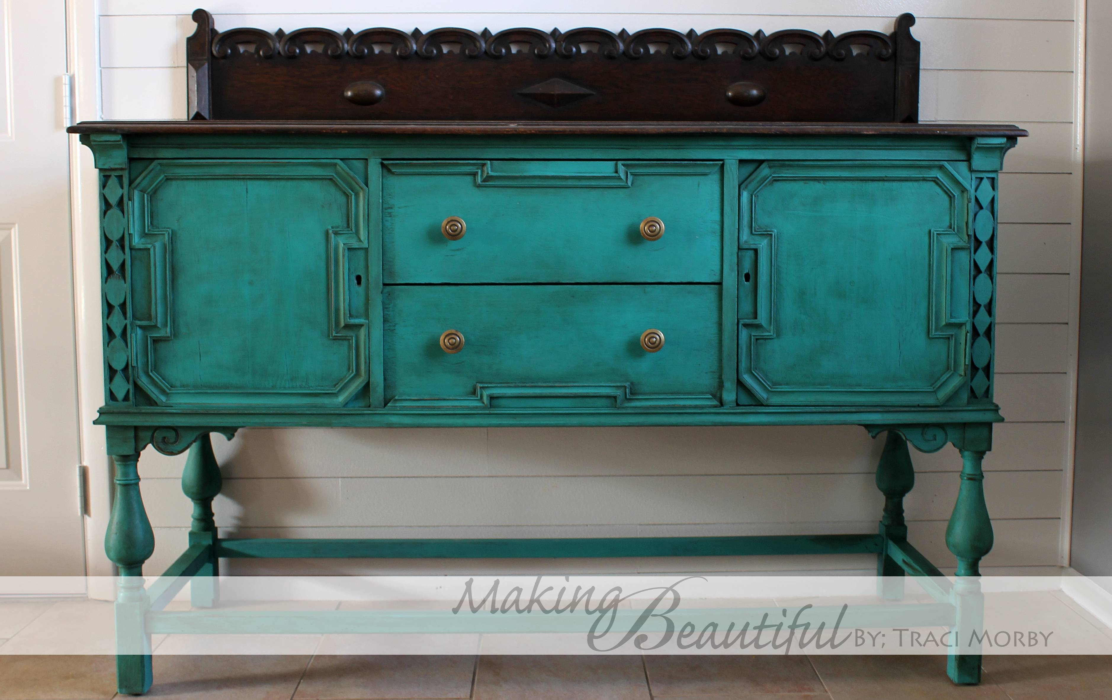Annie Sloan | Traci Morby Styling Within Annie Sloan Painted Sideboards (View 11 of 15)