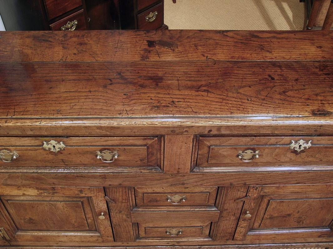 Antique Dresser Base, Antique Sideboard, Oak Dresser Base, Oak within Antique Oak Sideboards (Image 2 of 15)
