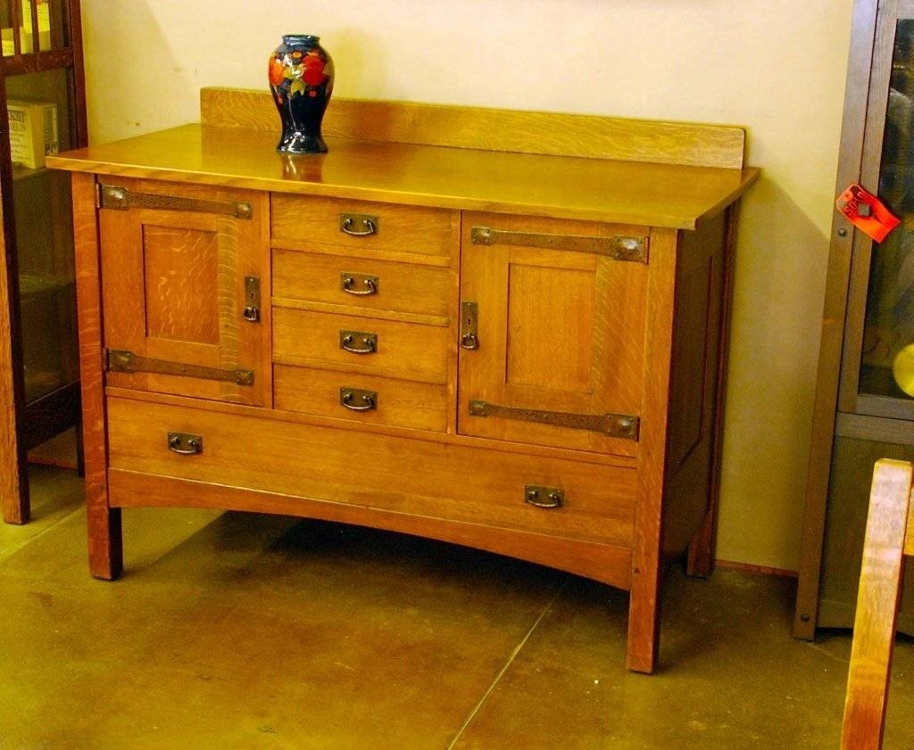 Antique Sideboards And Buffets Decor — All Furniture inside Antique Sideboards And Buffets (Image 3 of 15)