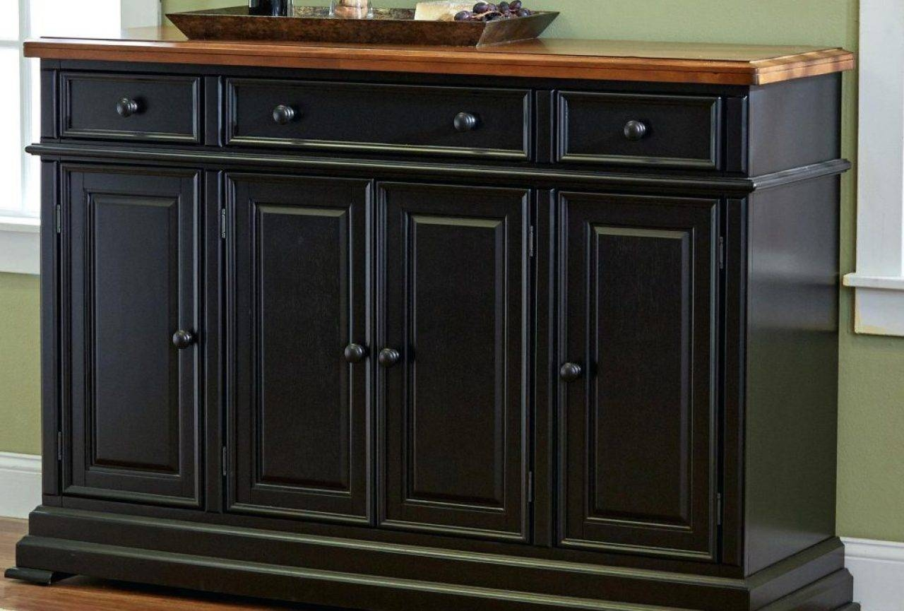 Antique Sideboards And Buffets White Buffet Hutch Dining Buffet Throughout Sideboards With Hutch (View 1 of 15)