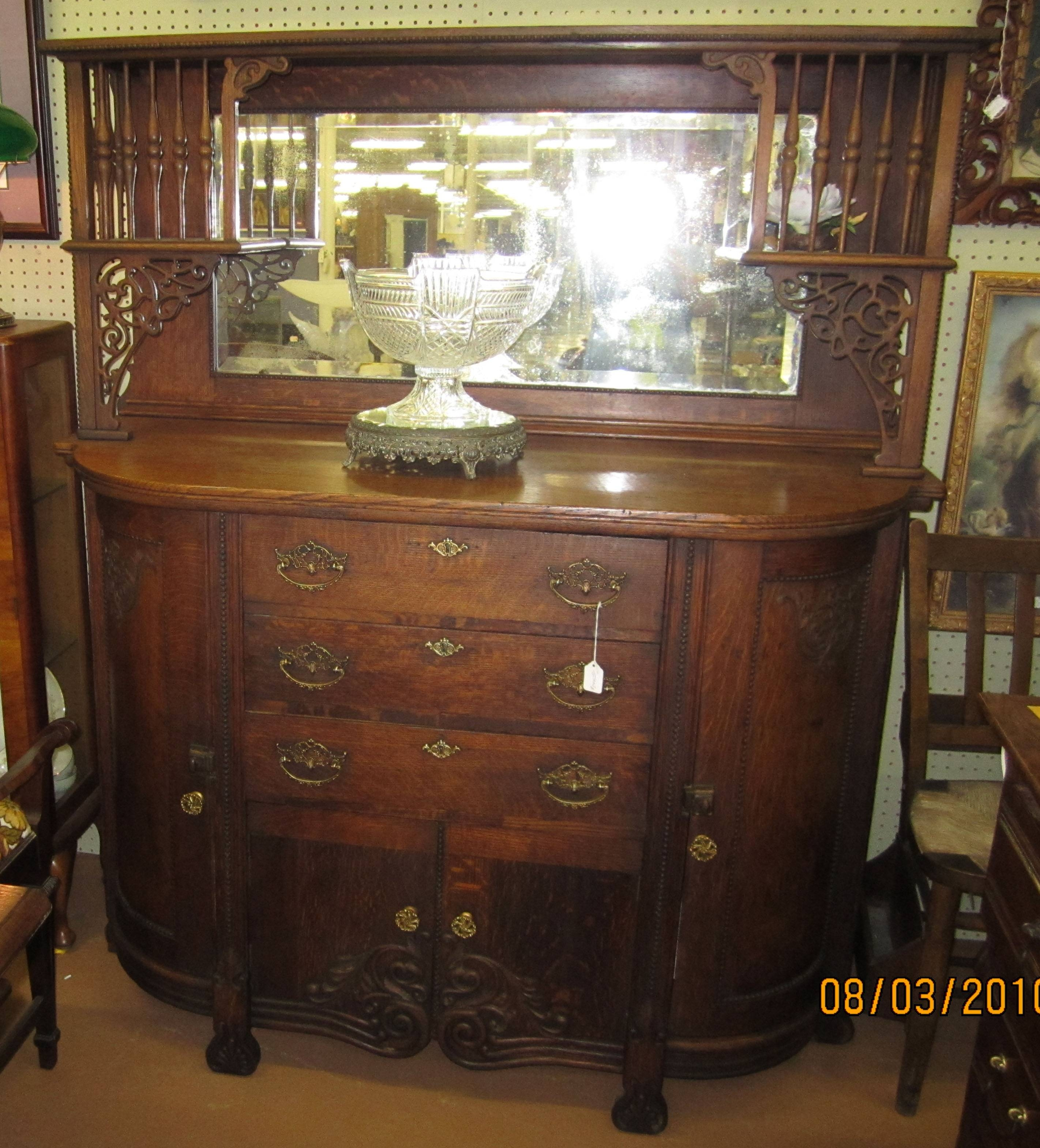 Antiques | Classifieds| Antiques » Antique Furniture » Antique pertaining to Antique Sideboards and Buffets (Image 7 of 15)