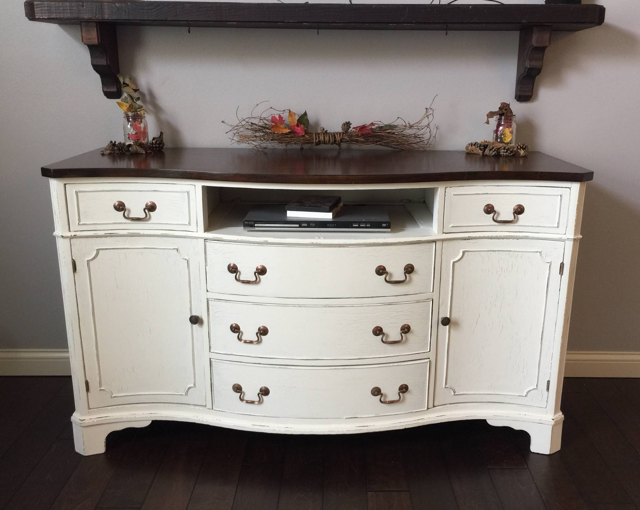 Awesome Distressed Buffet Sideboard – Bjdgjy With Regard To Distressed Buffet Sideboards (View 14 of 15)
