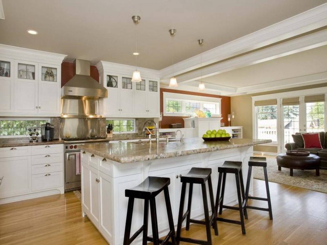 Bath Cabinets Tags : Cheap Cabinets For Kitchen High End Kitchen in Mini Pendant Lights Over Kitchen Island (Image 3 of 15)