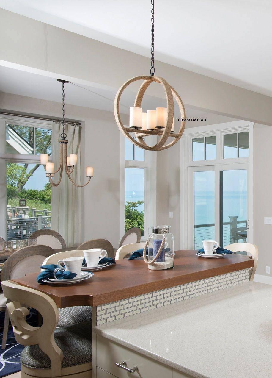 Featured Photo of Beach House Pendant Lighting