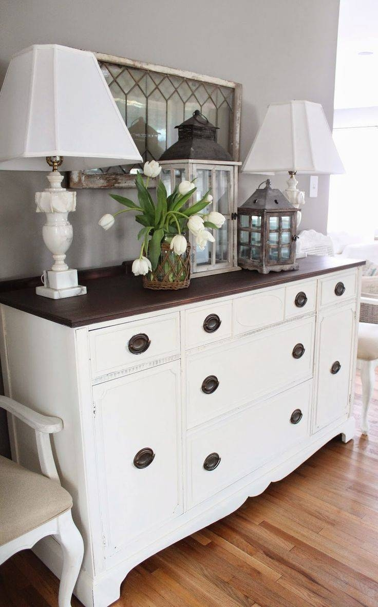 Best 25+ White Buffet Cabinet Ideas On Pinterest | White Buffet In White Sideboard Tables (View 12 of 15)
