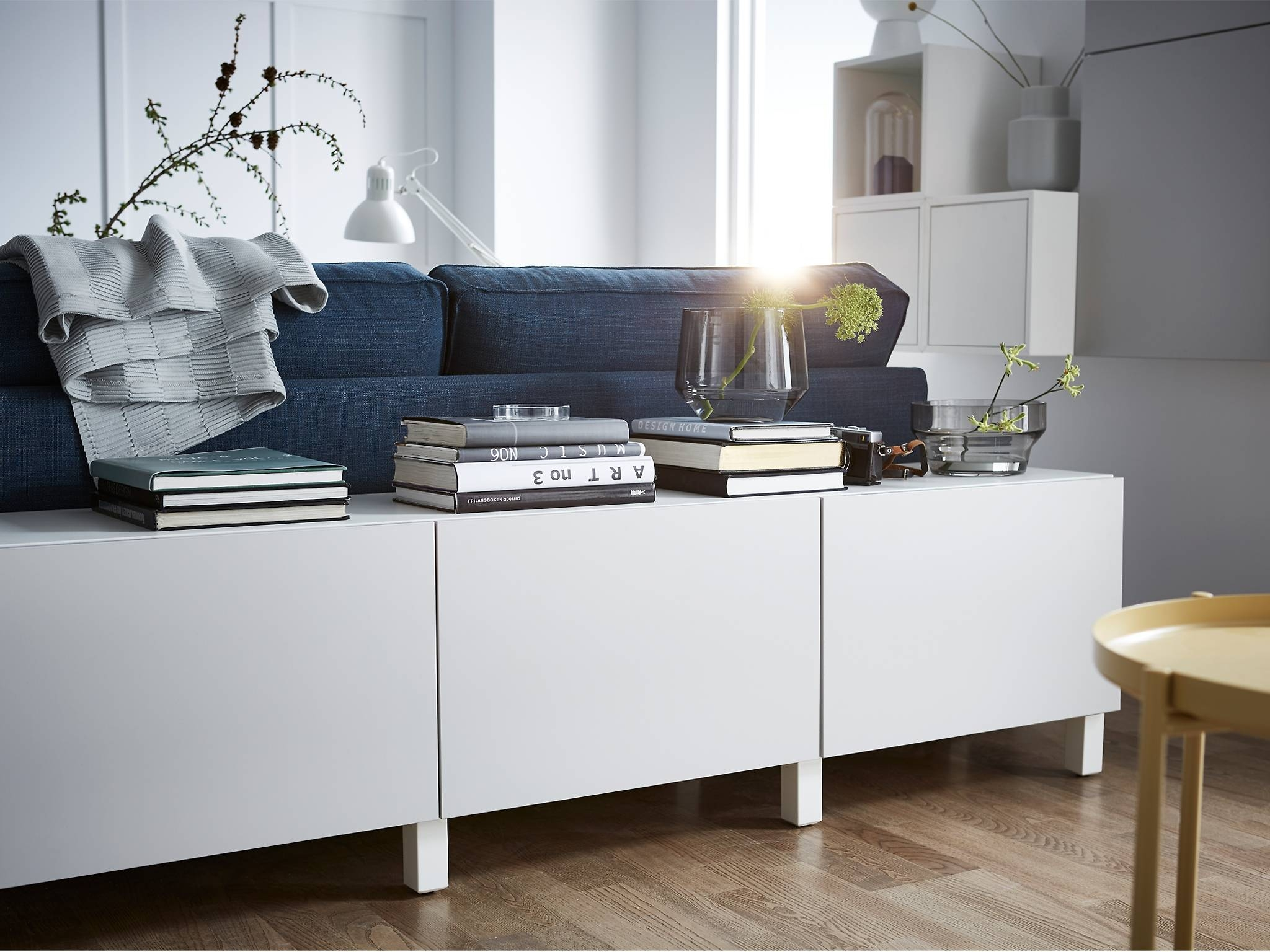15 Photos Ikea Besta Sideboards # Muebles Besta Ikea
