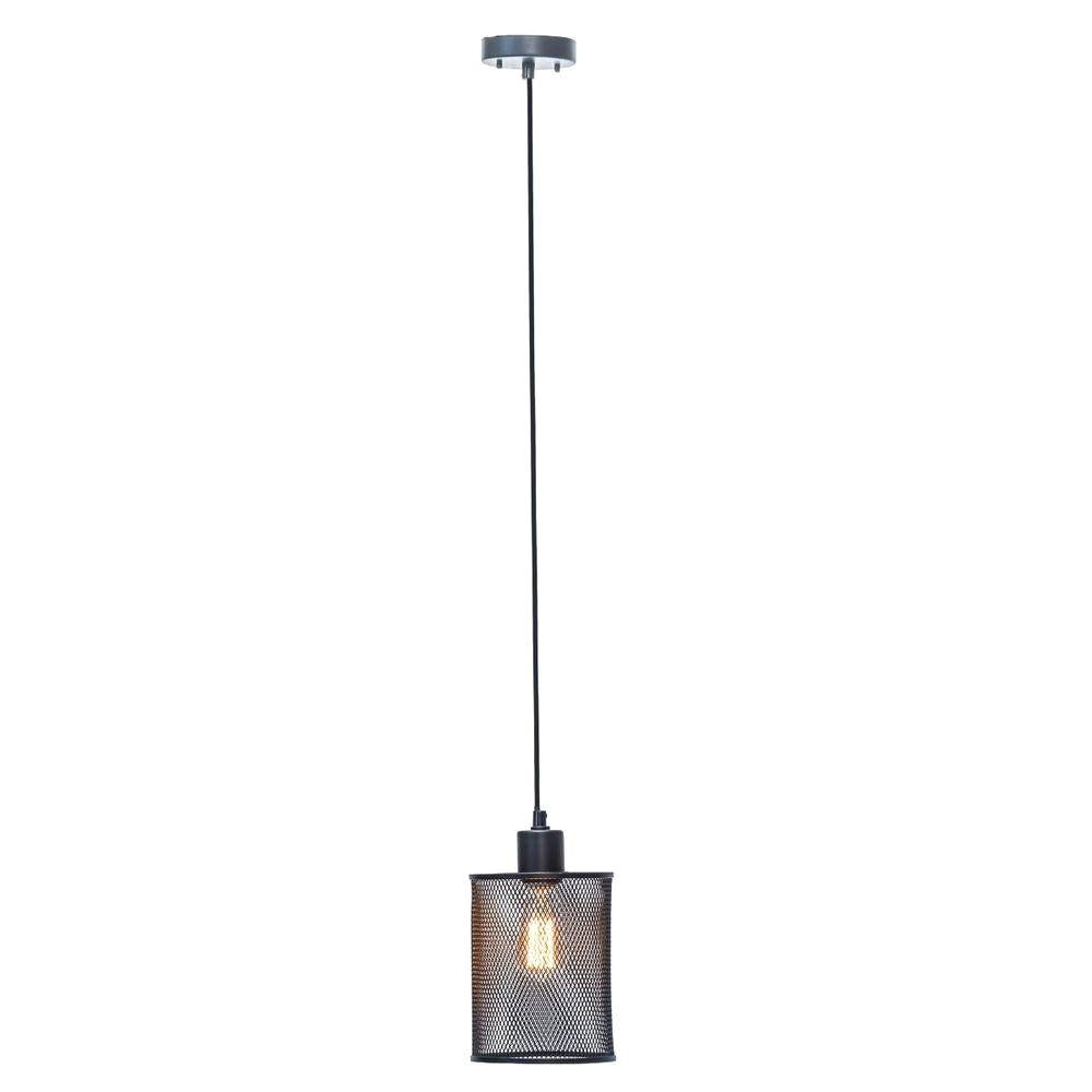 Black Mini Pendant Light And Eglo 92252A Razoni 1 8 Inch Ceiling with regard to Black Mini Pendant Lights (Image 2 of 15)