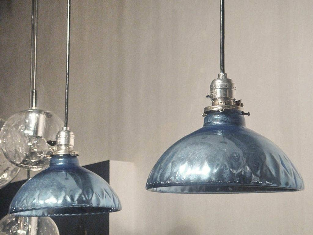Featured Photo of Mercury Glass Pendant Light Fixtures