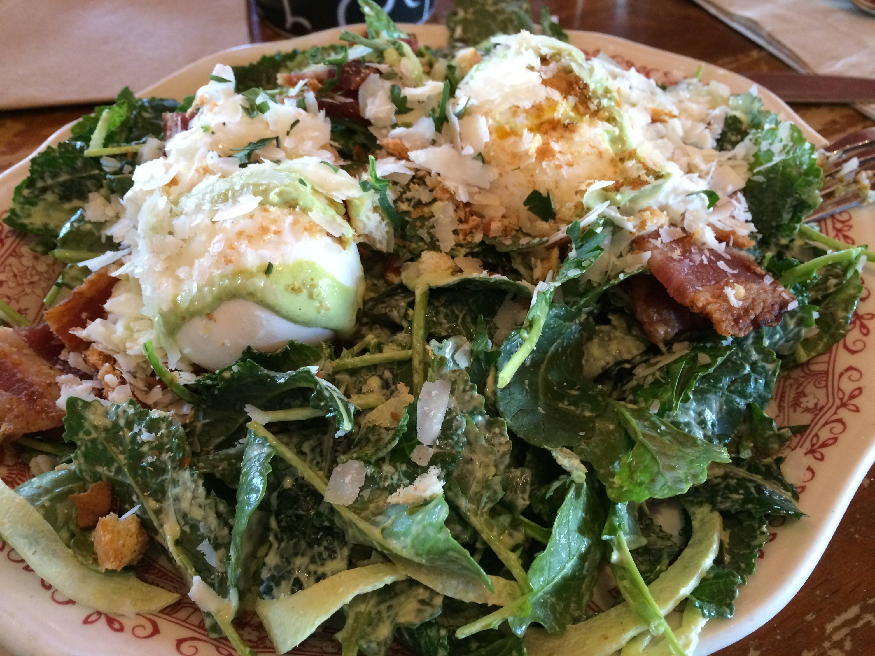 Breakfast Salad (Sideboard -Danville, Ca) « Amelia Andaleon's Blog throughout Danville Sideboards (Image 2 of 15)