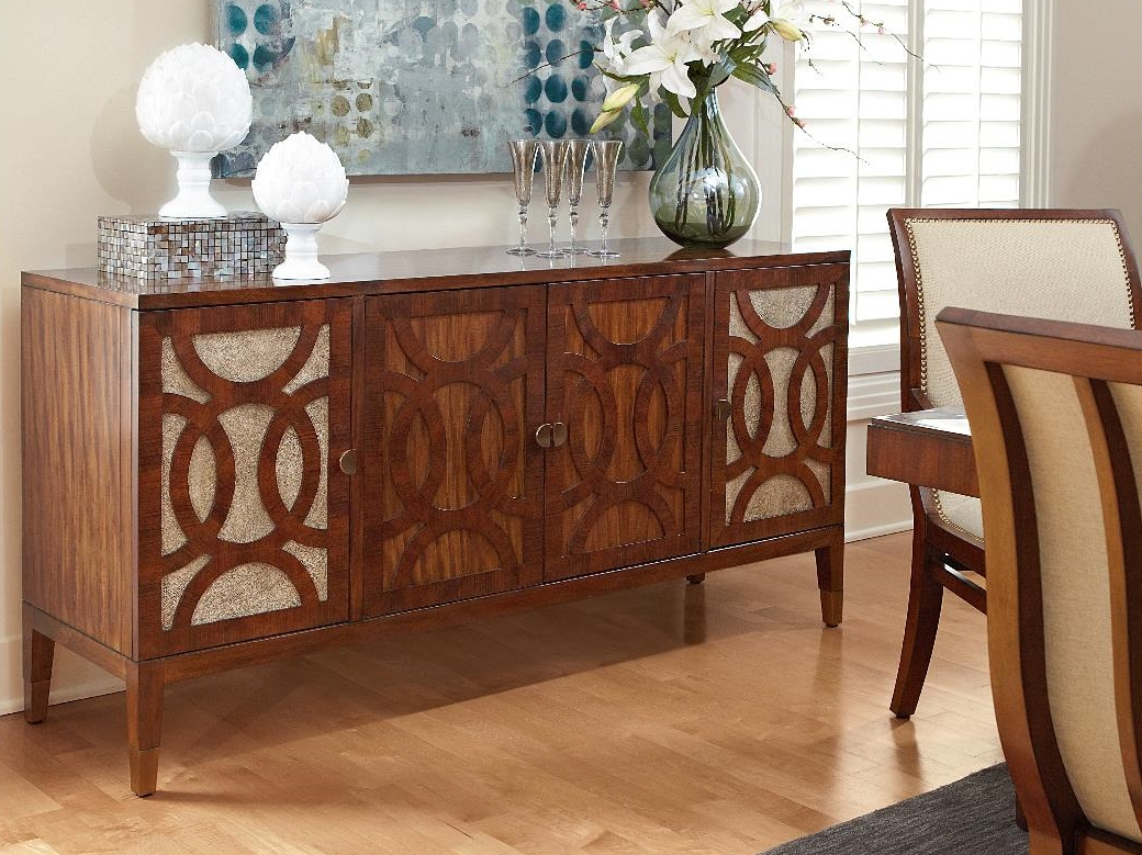 Breathtaking Dining Room Buffets Sideboards Ideas - Best Image intended for Credenza Buffet Sideboards (Image 2 of 15)