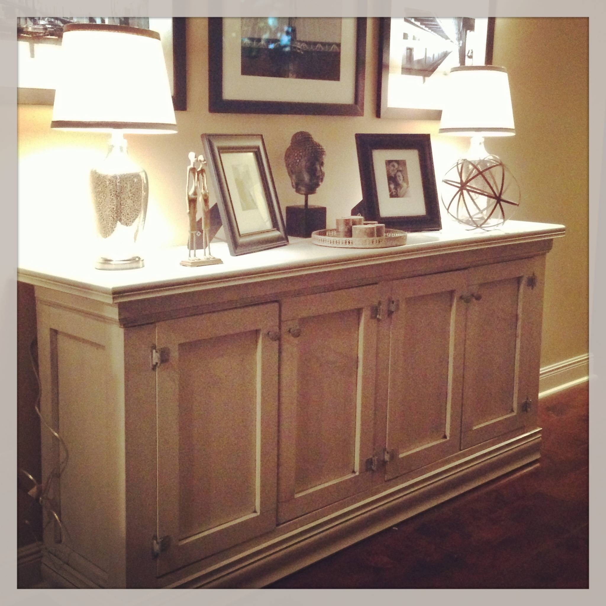 Buffet Or Sideboard Best Of And Diy Sideboard The Sweet Life within Glass Door Buffet Sideboards (Image 5 of 15)