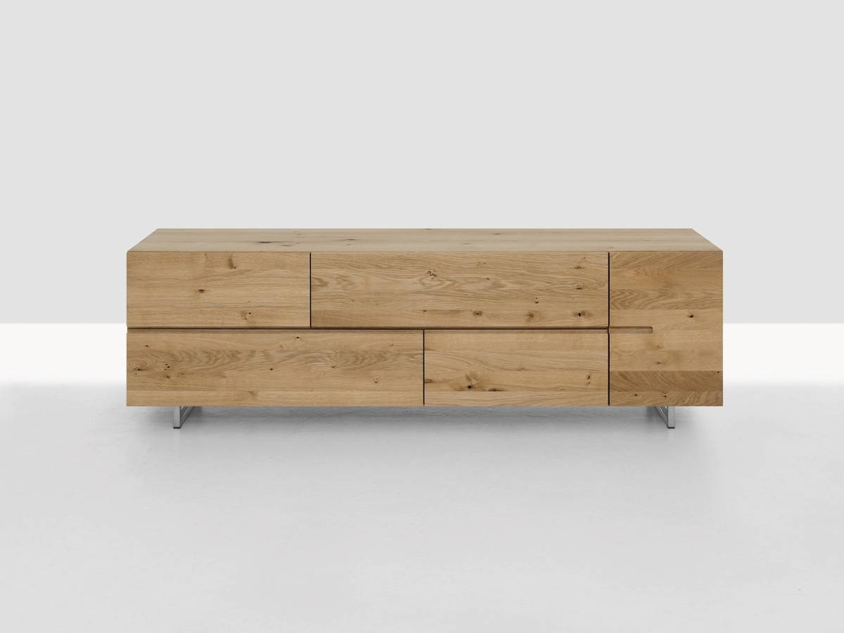 Buy The Zeitraum Low Sideboard At Nest.co.uk regarding Small Low Sideboards (Image 4 of 15)