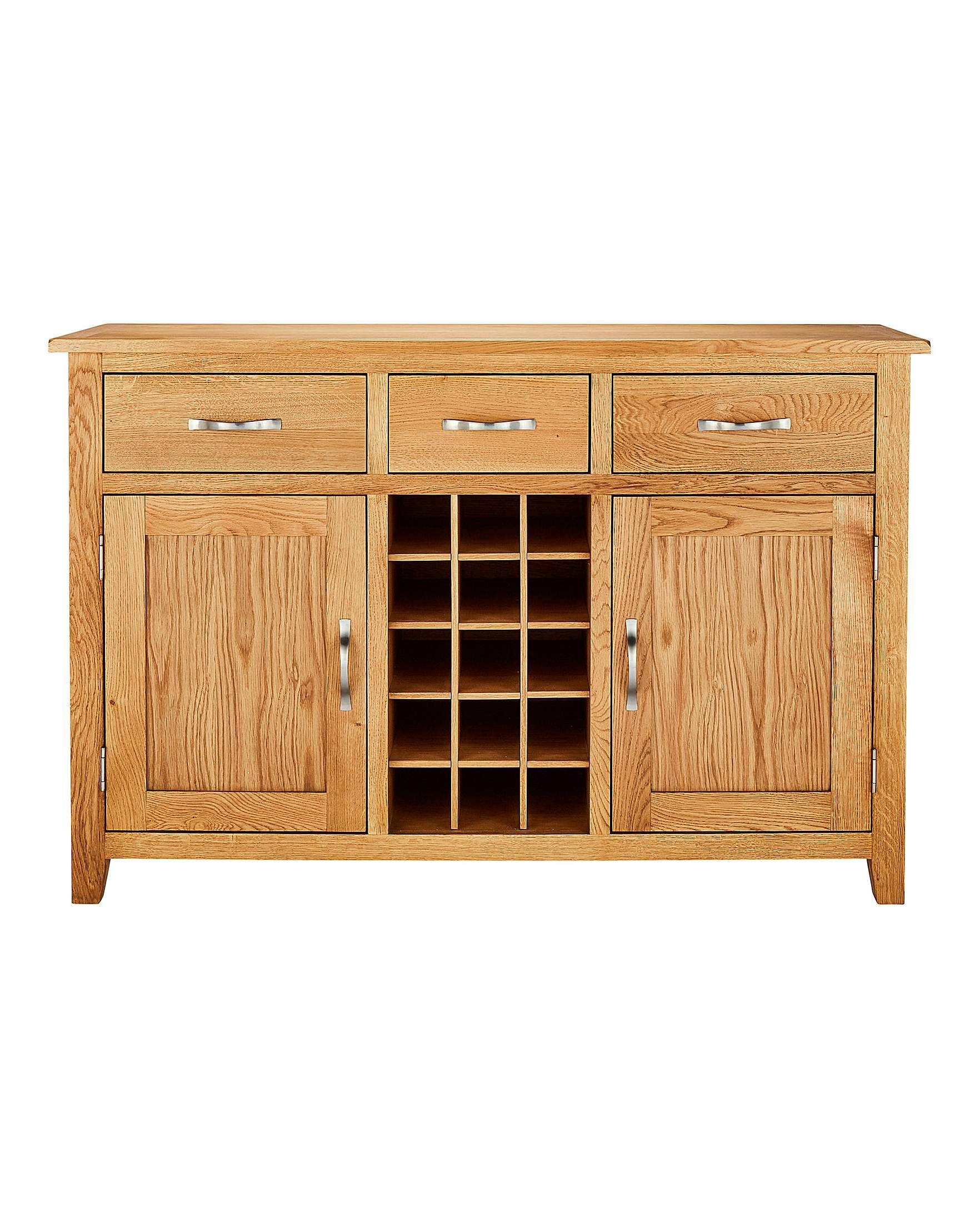 Cabinets & Sideboards | Lounge Furniture | Home | J D Williams with regard to Lounge Sideboards (Image 2 of 15)