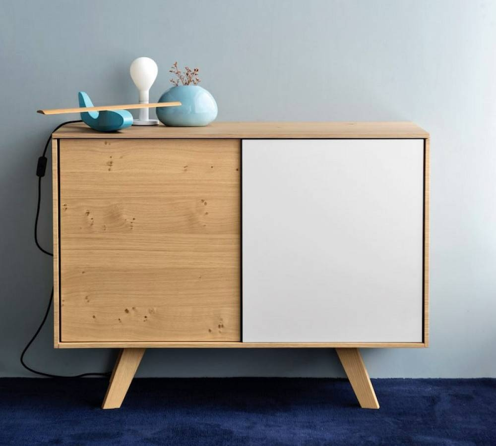 Calligaris Adam Sideboard | Cs/6052 1 | Cs/6052 2 – Design Icons Inside Quirky Sideboards (View 9 of 15)