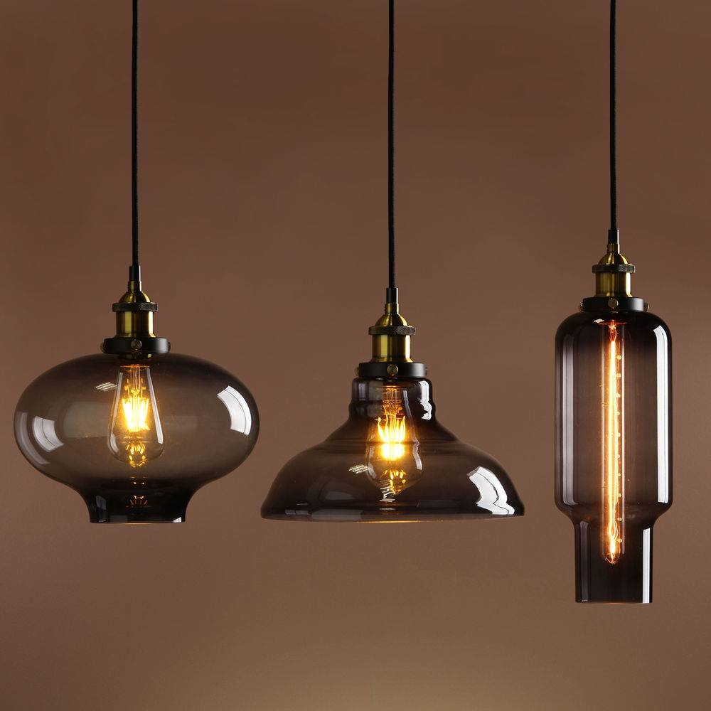 Chandeliers Design : Awesome Wonderful Rustic Chandeliers With Within Gold Glass Pendant Lights (View 9 of 15)