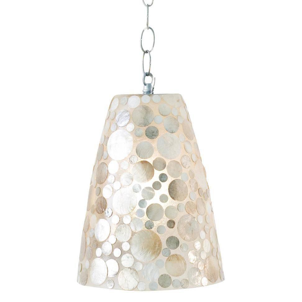 Popular Photo of Shell Pendant Lights
