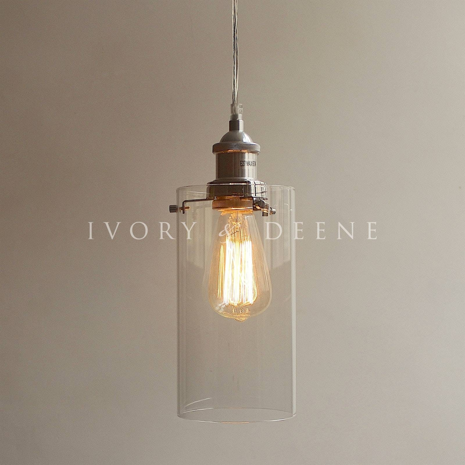 Chandeliers Design : Magnificent Cylindrical Glass Pendant Lights In Cylinder Pendant Lights (View 8 of 15)