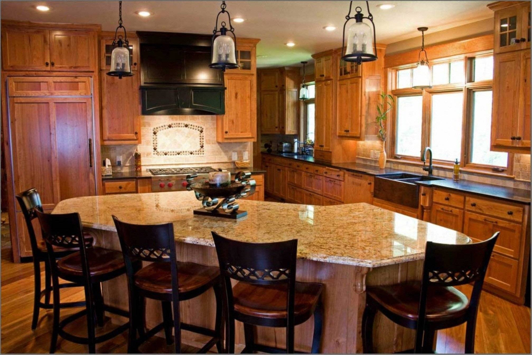 Featured Photo of Rustic Pendant Lighting For Kitchen