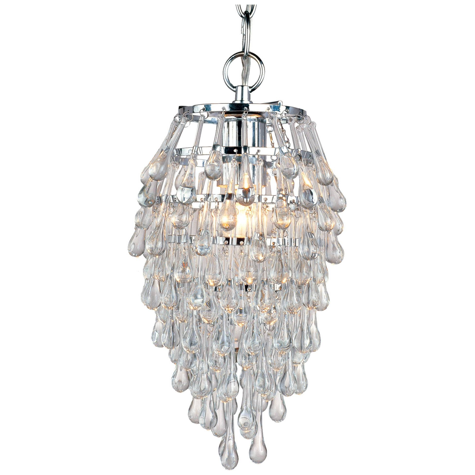 Chandeliers Design : Wonderful Lowes Bedroom Light Fixtures Rustic inside Crystal Teardrop Pendant Lights (Image 2 of 15)