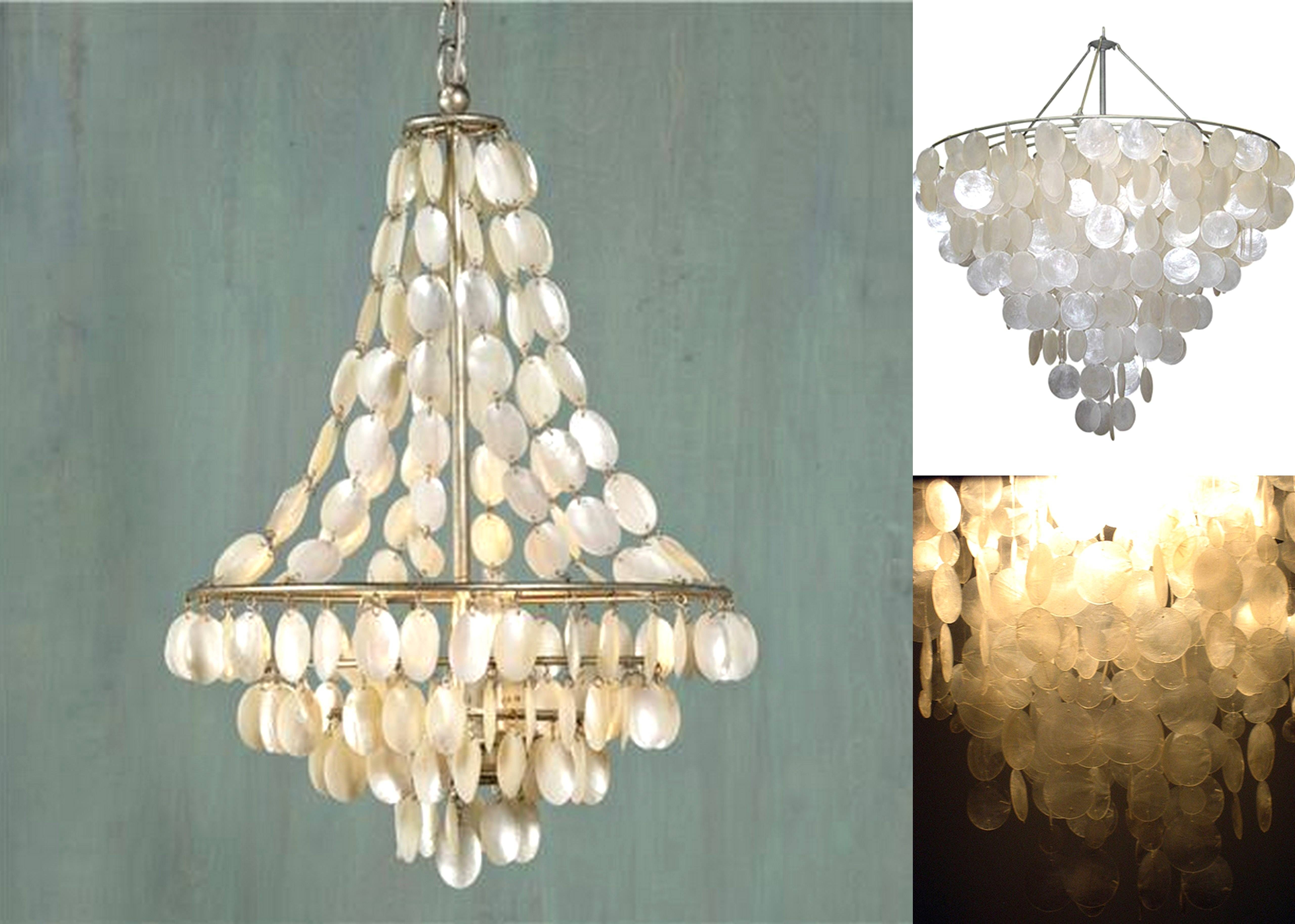 Popular Photo of Sea Glass Pendant Lights