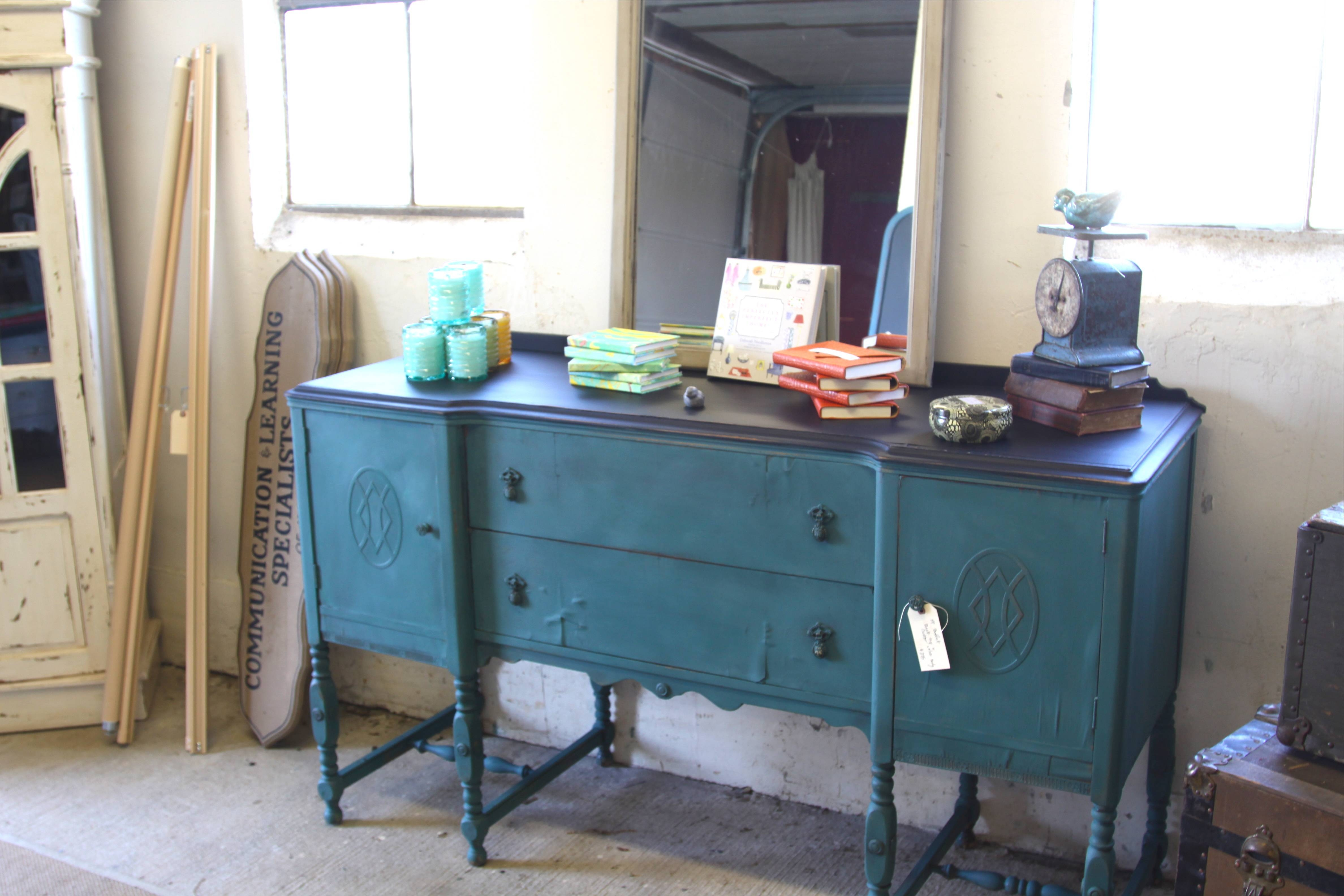 Colorful Monday – Patina | Stylish Patina With Regard To Chalk Painted Sideboards (View 7 of 15)