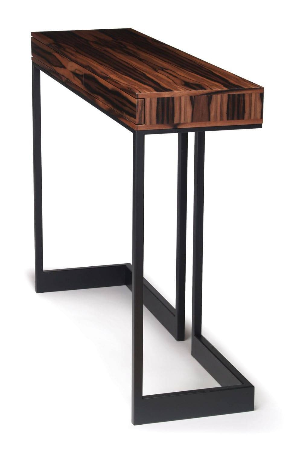 Contemporary Sideboard Table / Walnut / Beech / Ash - Wishbone regarding Sideboard Tables (Image 4 of 15)