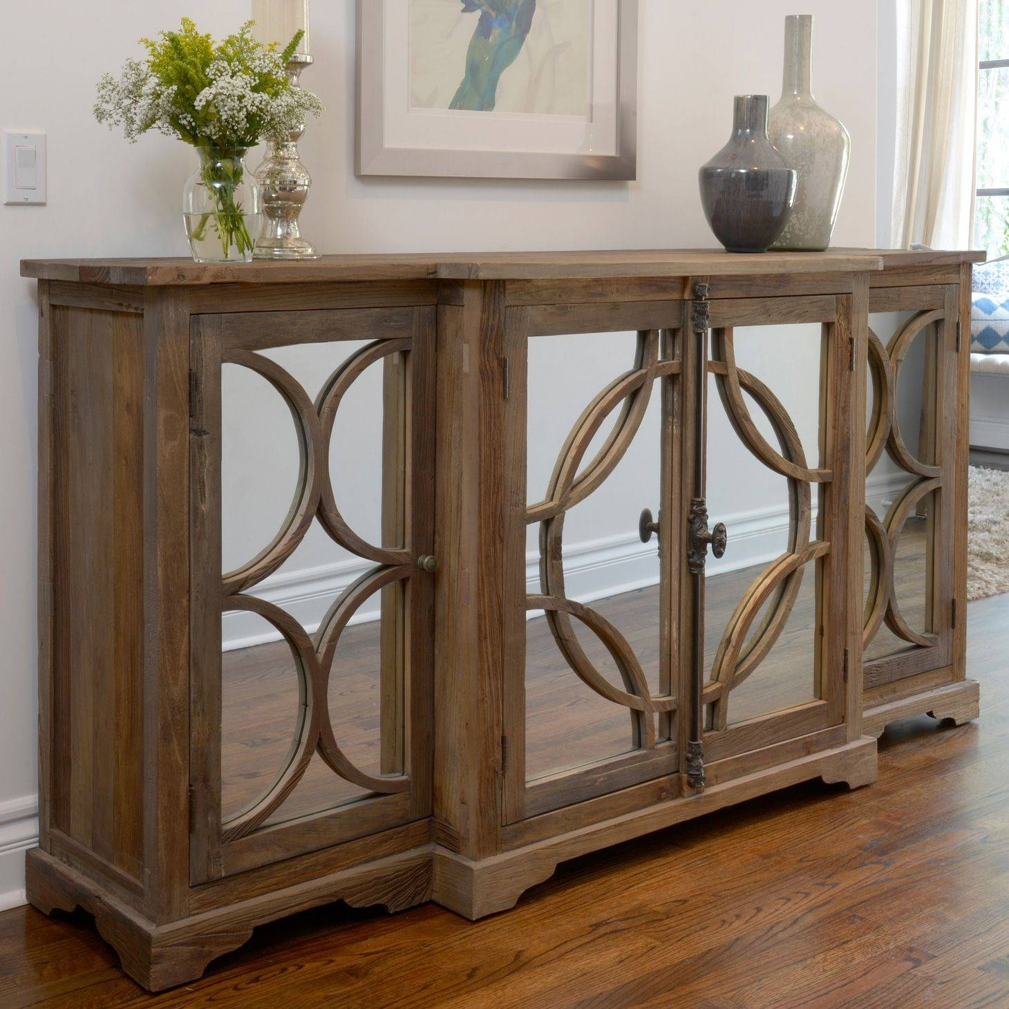 Contemporary Sideboards And Buffets Best Of And Add This Wood with regard to Mirrored Buffet Sideboards (Image 3 of 15)