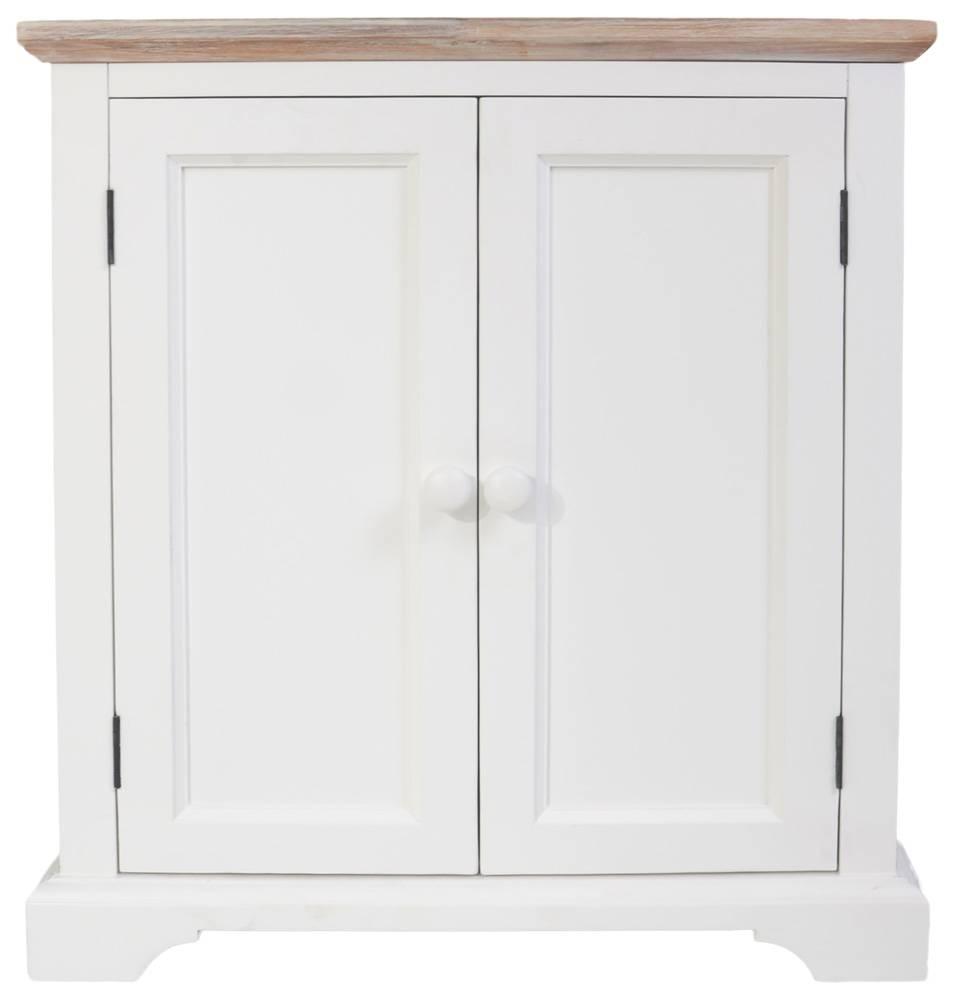 Corner Sideboard, Kitchen Corner Cupboard Unit With 2 Doors for Corner Sideboards (Image 2 of 15)